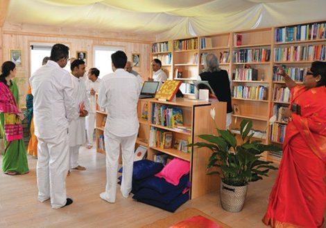 Netherlands library entourage
