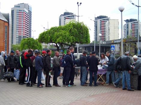 Food distribution5-min