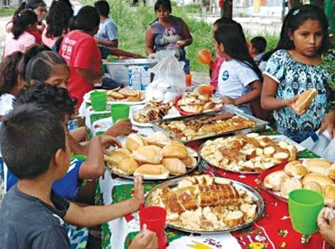 Argentina serving needy-min