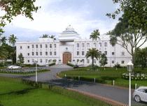 Sri Sathya Sai Sharadaniketanam (Mandya Hostel Architect_s view)