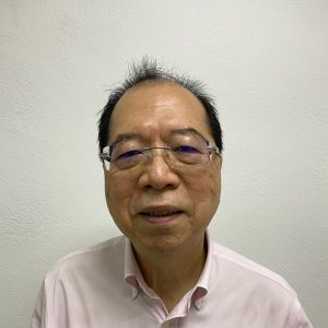 Mr BP Yap, Internal Auditor of Kuching's Divine Will Society